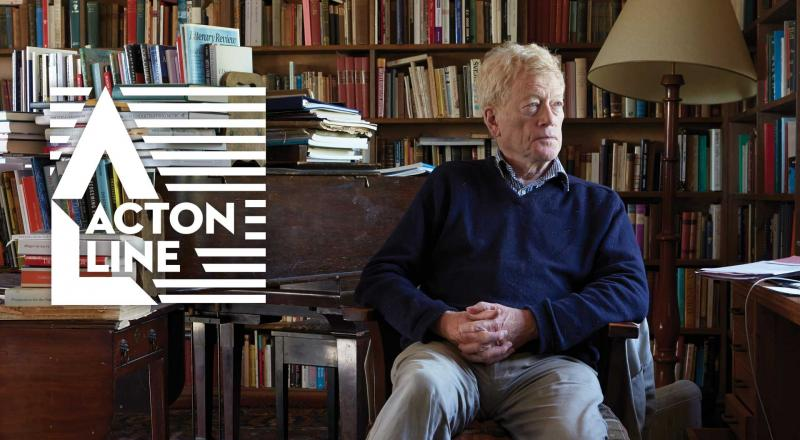 Why we need Sir Roger Scruton's true conservatism