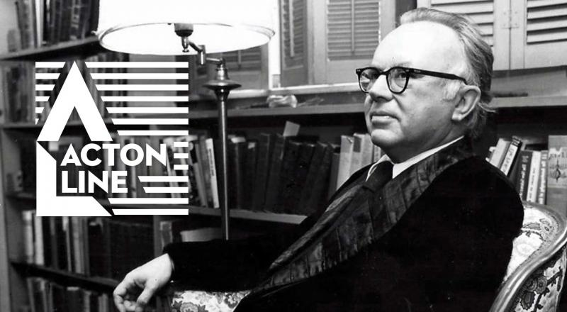 Rebroadcast: Russell Kirk and the genesis of American Conservatism