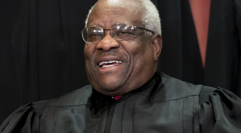 'Created Equal': Clarence Thomas embodies the power of a biblical worldview