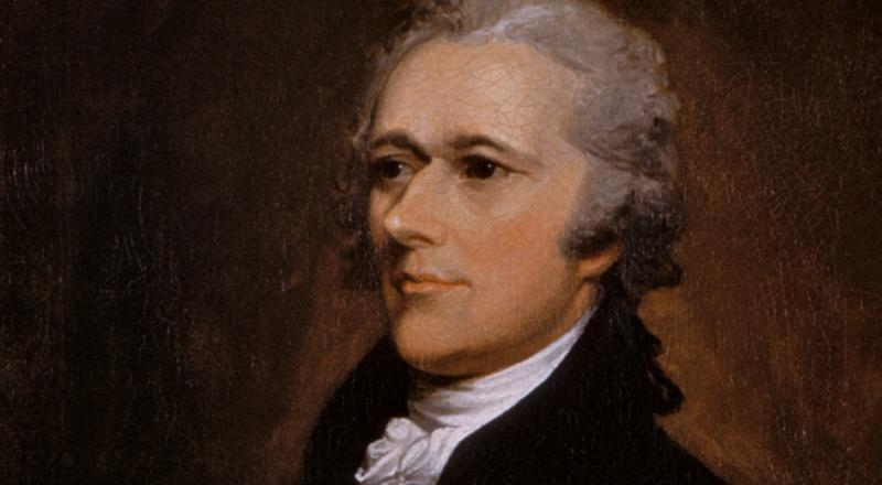 Alexander Hamilton and American nationalism, in his time and ours