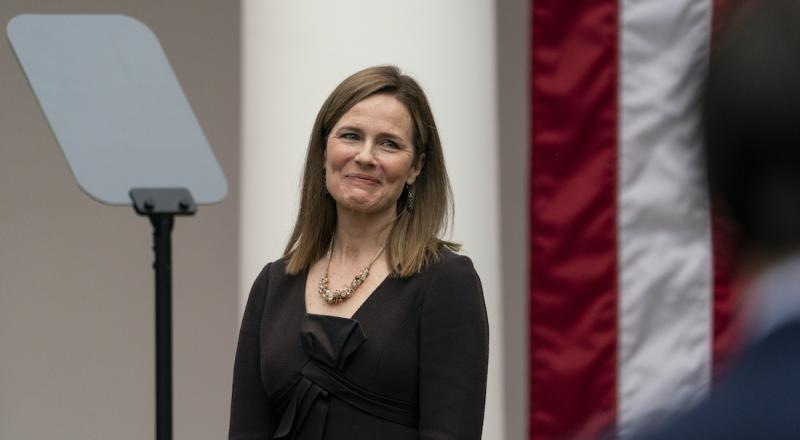 Everything you need to know about Amy Coney Barrett