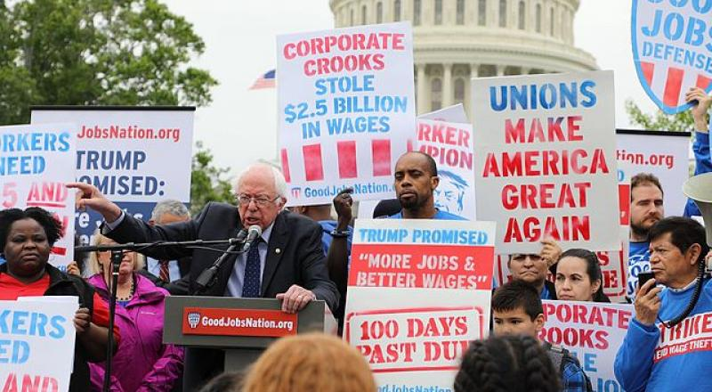 Bernie Sanders: The apologist for inequality