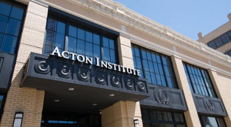 News: Stephen P. Barrows joins the Acton Institute