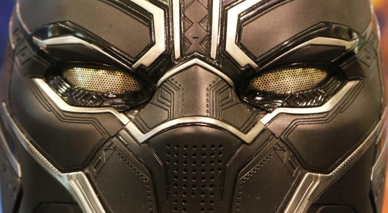 Black Panther's Mask
