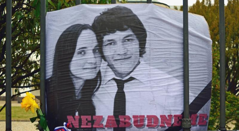 The murders of Ján Kuciak and his fiancée, Martina Kušnírová, touched off protests that toppled the nation's prime minister.